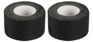Rucanor sporttape 25 mm zwart
