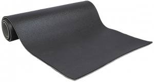 Rucanor Yoga mat 173 x 61 cm 10 mm black