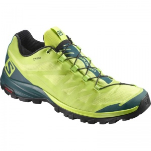 Salomon wandelschoenen Outpath GTX heren groen