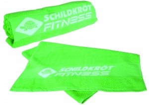 Schildkröt Fitness sports towel 140 x 90 cm green