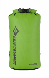 Sea to Summit Big River drybag 8 Litres green