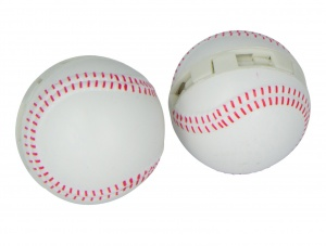 Secutex geurballen Honkbal 2 stuks