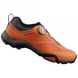 Shimano cycling shoes Tour SH-MT700 orange