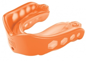 Shock Doctor mouth guard Gel Maxjunior orange