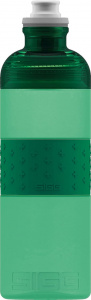 Sigg drinking bottle 0Hero.6 litres 7.3 cm polypropylene green