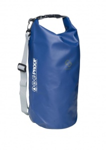 9ab38ca25a Sinner waterproof carrying bag Canyon 6 litres blue