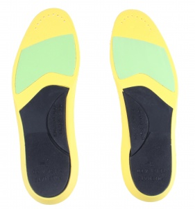 Solemate inlay soles ClassicSoft unisex yellow