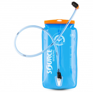 Source waterzak Widepac LP 3 liter polyetheen blauw