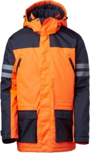 South West jacket Halifax orange / yellow