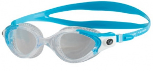 Speedo duikbril Futura Biofuse rubber one-size turquoise