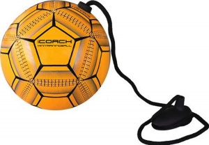 Sportec iCoach mini-Trainingsball 2.0 orange