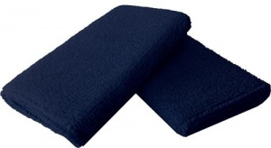 Sportec wristbands the luxury wide navy