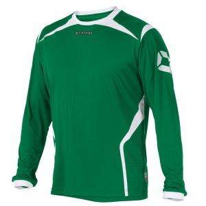 Stanno shirt Torinolongsleeve men green