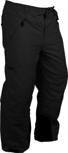 Starling Ski-/Snowboard Pants Breathable Unisex Black