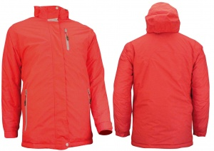 Starling Ski-/snowboardjacket ladies pink/grey