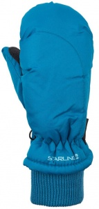 Starling mitaines de ski Stig junior bleu taille 116/128