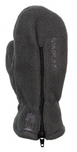 Starling Moufles Snow Fleece junior anthracite taille 4