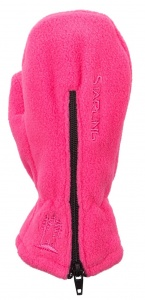 Starling Moufles Snow Fleece junior rose taille 4