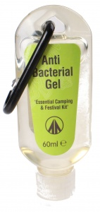 Summit antibacteriële gel 60 ml transparant