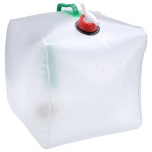 Summit jerrycan transparant 15 liter