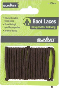 Summit lacets marron 120 cm
