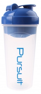 Summit shakebeker Pursuit 700 ml blauw