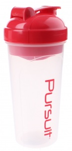 Summit shakebeker Pursuit 700 ml rood