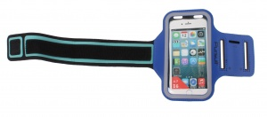 Summit Smartphone Sport Armband Pursuit blau