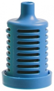 Summit replacement filter 5.5 cm blue 2 pieces