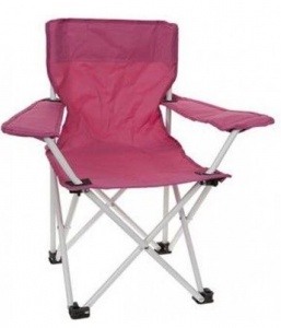 Summit vouwstoel Kids Folding Chair 60 x 33 x 33 cm roze