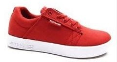 Supra Schoenen Kids Westway Red - White