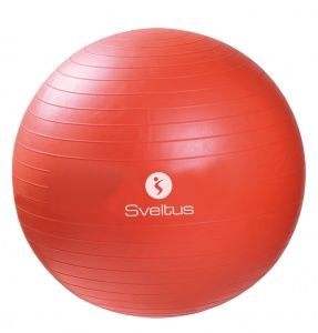 Sveltus fitness ball 55 cm orange