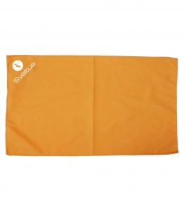 Sveltus sports towel orange 80 x 130 cm