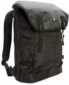 Swiss Peak laptop backpack outdoor 17 inch polyester black