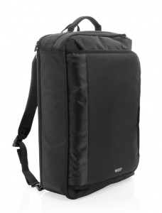 Swiss Peak backpack Convertible21 litres polyester black