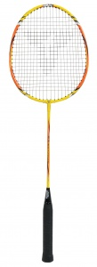 Talbot Torro Badmintonracket Attacker 2.6 geel/oranje