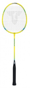 Talbot Torro Badmintonracket Attacker 2.6 geel/groen