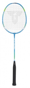 Talbot Torro Badmintonracket Fighter Plus blauw/groen