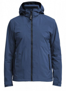 Tenson outdoor-Jacke Scarp mens polyester dark blue