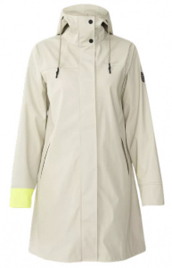 Tenson raincoat Vesta ladies polyamide beige