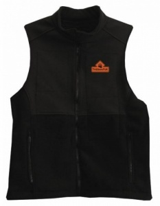 Thermafur Air Activated Ultra Heating Vest Zwart