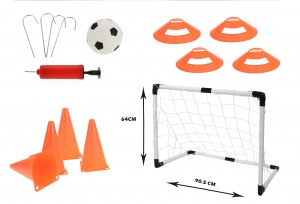 Toi-Toys football set 15-piece