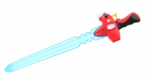 Toi-Toys waterzwaard 50 cm rood