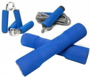TOM Fitness set 5 delig