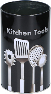 TOM holder Kitchen Tools 17,5 cm black
