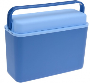 TOM cool box 12 litres blue 41 x 17 x 29 cm