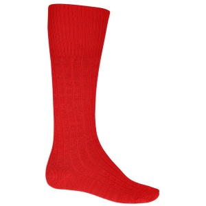 TOM fußballsocken Junior rot