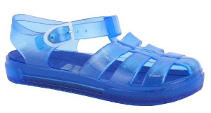 TOM water shoes boys blue