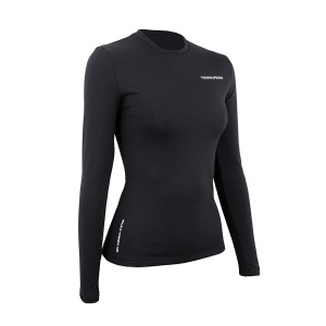 Tucano Urbano thermoshirt North Pole dames polyester noir