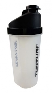 Tunturi shakerbecher Protein-Shaker 700 ml transparent